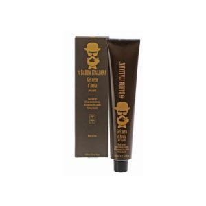 Barba Italiana D'AVOLA black hair gel 120ml