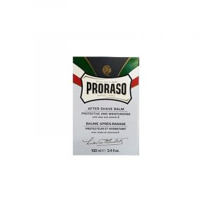 Proraso Blue After Shave Balm Aloe And Vitamin E 100ml