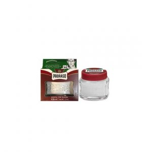 Proraso Pre & After Shave Cream Shea Butter & Sandalwood 100ml apps