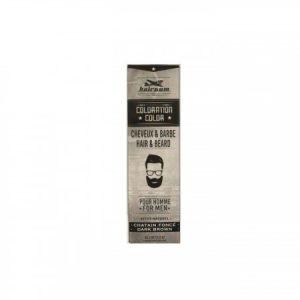 Hairgum Coloration Colour Hair & Beard Dark Brown 60ml