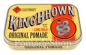 KING BROWN ORIGINAL POMADE 71GR