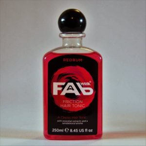 Hair Tonic Lotion FAB Red Rum 250ml