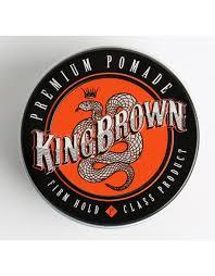 KING BROWN PREMIUM POMADE 75GR