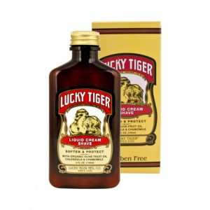 LUCKY TIGER LIQUID SHAVE CREAM