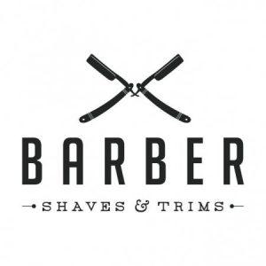 Μπέρτα κουρέματος Barber Shaves & Trims