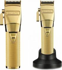 BaByliss Pro Cordless Super Motor Clipper Gold