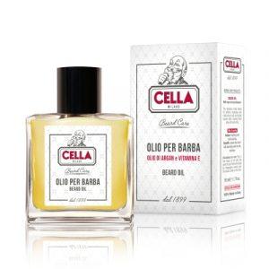 CELLA BEARD OIL ARGAN & VIT E 50ml