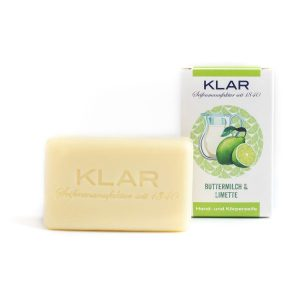 Klar buttermilk & lime soap(hands and body)