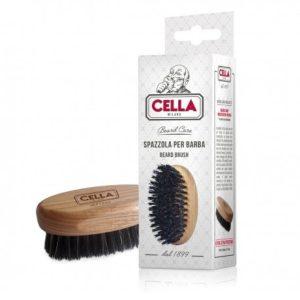 Cella Milano Beard Brush (made in Italy)