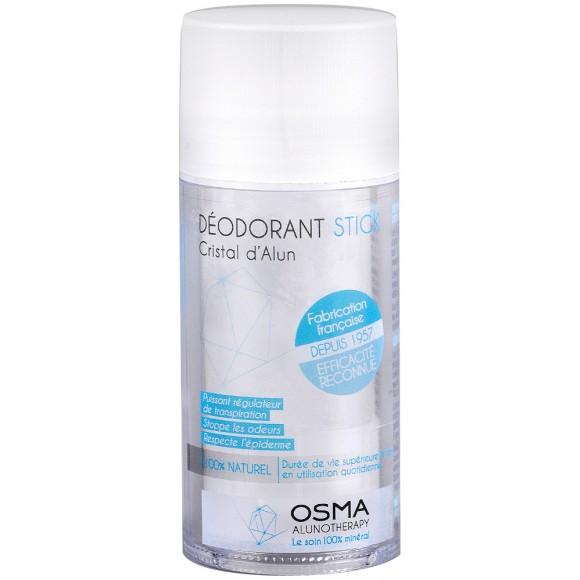 Osma Laboratoires Deodorant stick d'alun 100g (αποσμητικός κρύσταλος)