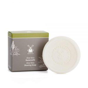 Muhle Aloe Vera Shaving Soap, 65g