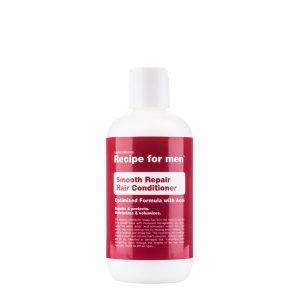 Recipe for men Smooth Repair Hair Conditioner 250ml(8,3fl.oz.)