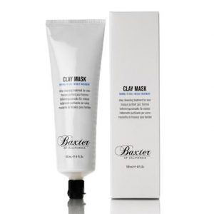 Baxter of California clay mask 120ml (normal to oily skin / weekly treatment