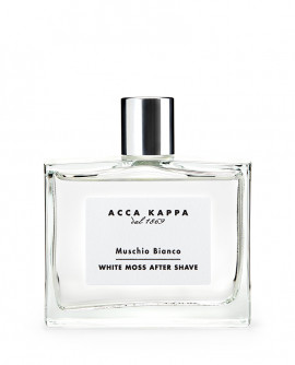 Acca Kappa white moss after shave lotion with witdh-hazel & aloe vera juice 100ml(3,3fl.oz.)