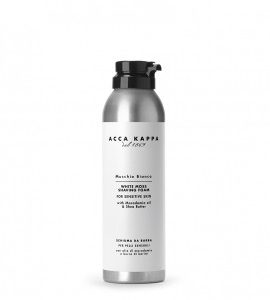 Acca Kappa shaving foam for sensitive skin 200ml(6,7fl.oz.)