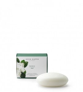 Acca Kappa soap gardenia 150gr(net wt 5,3oz.)