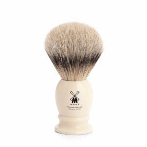 Muhle CLASSIC shaving brush 091 K 257 – silvertip badger/high-grade resin/21mm