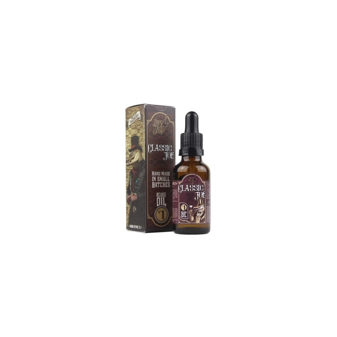 Hey Joe Classic Beard Oil No1 30ml
