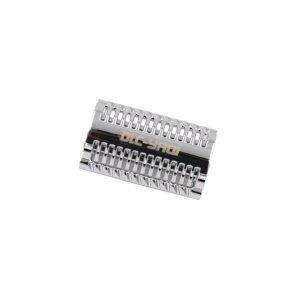Yaqi Beast Hybrid Easy Flow Closed Comb Safety Razor Head SRH013