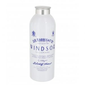 DR HARRIS WINDSOR TALCUM POWDER