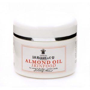 DR HARRIS ALMOND OIL SKINFOOD 100ml