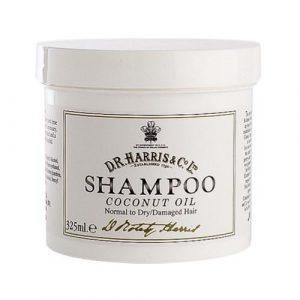 DR HARRIS COCONUT OIL CREAM SHAMPOO 150ml (σαμπουάν)