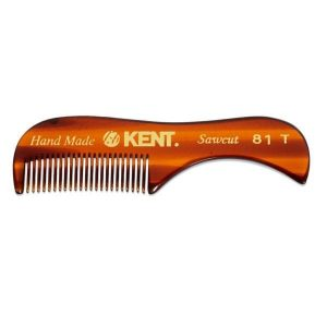 Kent beard k moustache comb