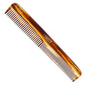 Kent comb A 6T 175mm Dressing Table comb- coarse & fine
