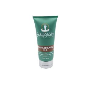 Clubman Temporary Colour Hair Brown Gel 89ml