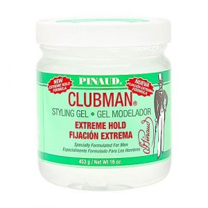 Clubman Pinaud Extreme Hold Styling Gel 473ml