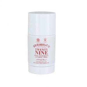 Dr Harris Twenty Nine Deodorant Stick alcohol-free 75gr