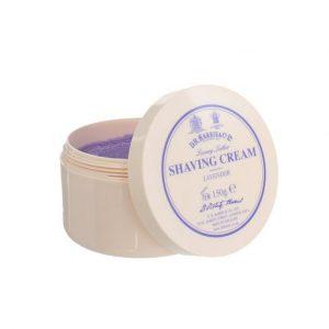 Dr Harris Lavender Shaving Cream Bowl 150gr (κρέμα ξυρίσματος)