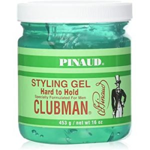 Clubman Styling Gel Jar 453g