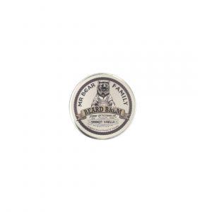 Mr Bear Family Beard Balm Smokey Vanilla 60gr Limited Edition
