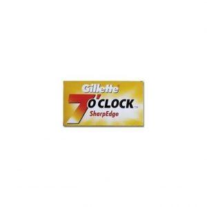 Ξυραφάκια Gillette 7 O Clock Yellow Pack 5 Λεπίδες Κωδικός Προϊόντος : 0903