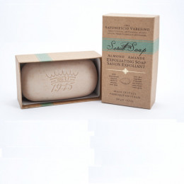 Saponificio Varesino Hand & Body Scrub Soap Almond 300gr