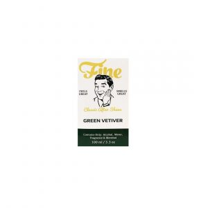 Fine Accoutrements Green Vetiver After Shave 100ml