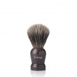 Vie Long Alter Shaving Brush, Grey Horsehair, Diam.21