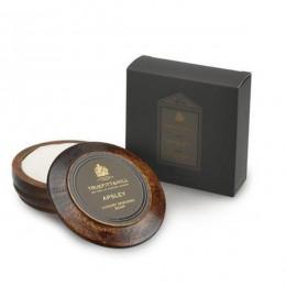 Truefitt & Hill Apsley Shaving Soap in wooden Bowl 99g (σαπούνι ξυρίσματος σε ξυλ.μπολ)