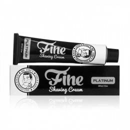 Fine Accoutrements Shaving Cream Platinum 100gr
