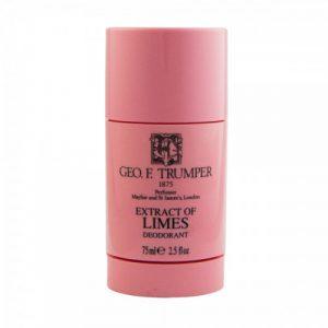 Geo. F. Trumper Extract of Limes Deodorant Stick 75ml (αποσμητικό σώματος)