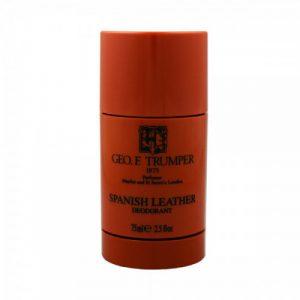 Geo. F. Trumper Spanish Leather Deodorant Stick 75ml (αποσμητικό σώματος)