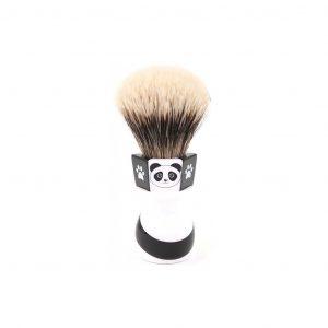 Πινέλο Ξυρίσματος Ασβού Two Band Badger Yaqi The Panda R1908-B Knot 24mm